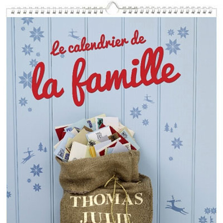 Calendrier personnalis�