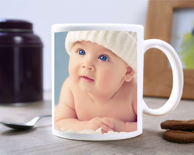 Mug Photo - Mug Personnalisé - Tasse Photo